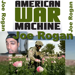 Joe Rogan - The-American War Machine